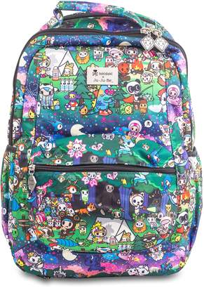 Ju-Ju-Be Onyx Be Packed Diaper Backpack
