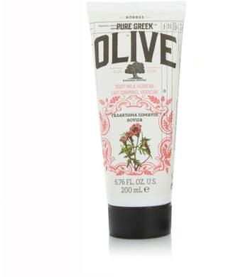 Korres Greek Olive Oil and Verbena Body Cream