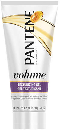 Pantene Pro-V Sheer Volume Texturizing Hair Gel