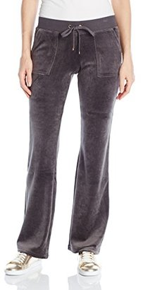 Juicy Couture Black Label Women's Bling Bootcut Vlr Pant $118 thestylecure.com