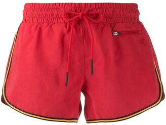 Perfect Moment drawstring shorts