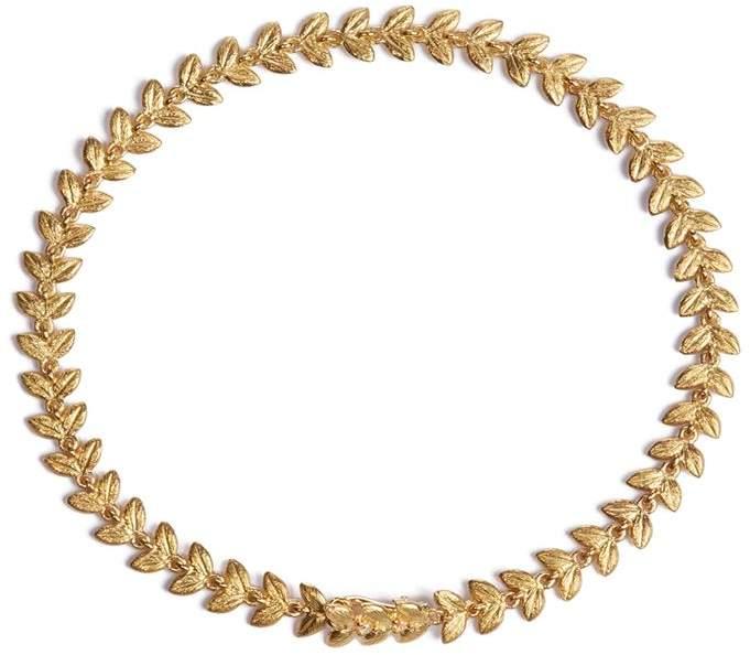 Annoushka Yellow Gold Vine Bracelet