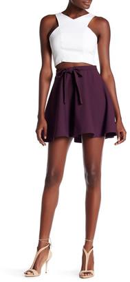 Elizabeth and James Marina Tie Waist Skirt $275 thestylecure.com