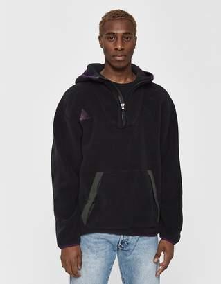 Nike ACG Sherpa Hoodie in Black