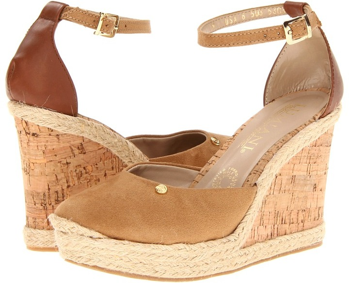Lumiani International Collection - Knixon (Ocre/Tan) - Footwear