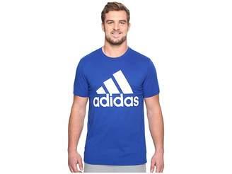 adidas Big Tall Badge of Sport Classic Tee Men's T Shirt