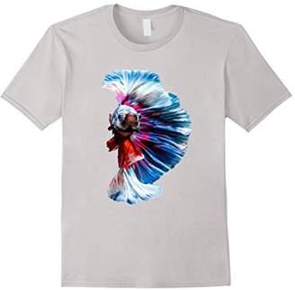Betta Magnificent Splendens Freshwater Fish T-Shirt