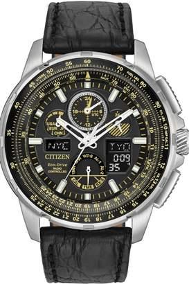 Citizen Mens Skyhawk A-T Limited Edition Alarm Chronograph Radio Controlled Watch JY8057-01E