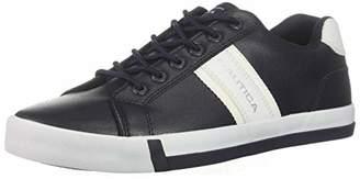 Nautica Men's Hull Smooth Toe Sneaker