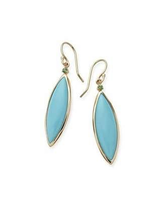 Ippolita Prisma Linear Turquoise Earrings