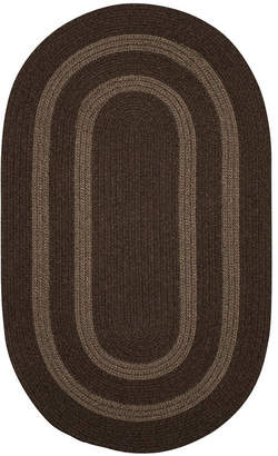 Colonial Mills Manhattan Reversible Braided Oval Rug