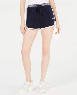 Juicy Couture Microterry Drawstring Shorts