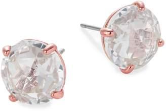 Kate Spade Bright Ideas Rose-Goldplated Stud Earrings
