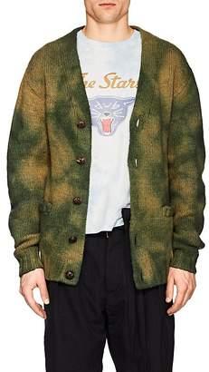 Visvim Men's Wool Oversized V-Neck Cardigan