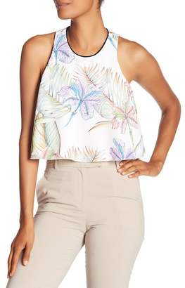 Do & Be Do + Be Tropical Hi-Lo Tank