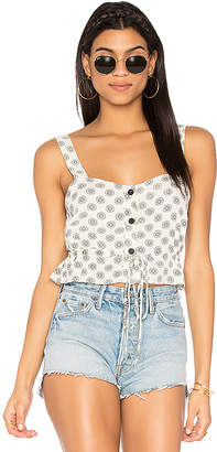 Cleobella Weston Top in White $59 thestylecure.com