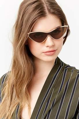 Forever 21 Cat-Eye Frame Sunglasses