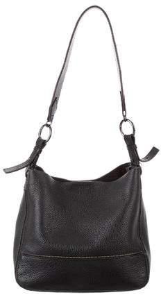 Botkier Zip-Embellished Shoulder Bag