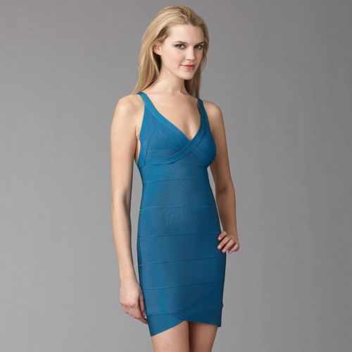Herve Leger Racerback Dress