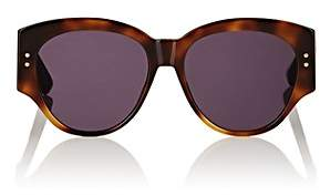 "Christian Dior Women's ""LadyDiorStuds2"" Sunglasses - Brown"