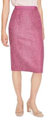 Boden Wool Pencil Skirt