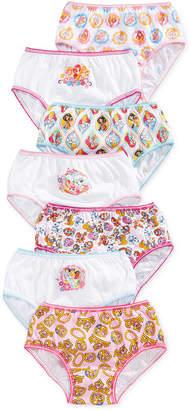 Disney Palace Pets Underwear, 7-Pack, Little Girls & Big Girls