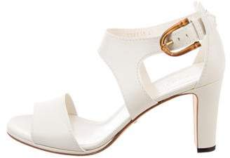 Gucci Lifford Leather Sandals