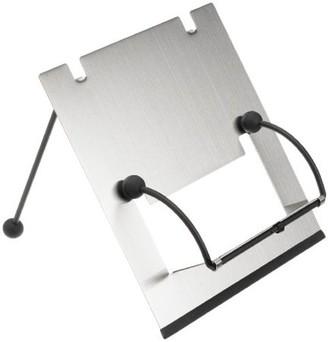 Prodyne M979 Steel Cookbook Holder Spring Loaded Twin Foldin