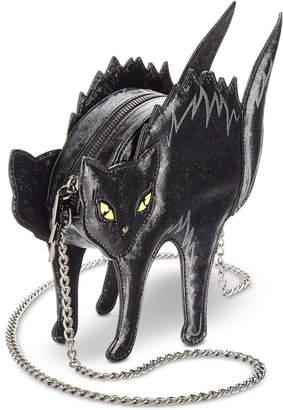 Betsey Johnson Scaredy Cat Crossbody