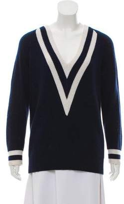 Rag & Bone Cashmere Striped Sweater