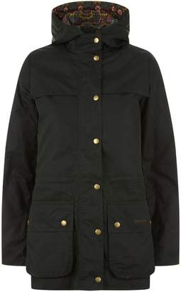 Barbour Blaise Liberty London Waxed Jacket