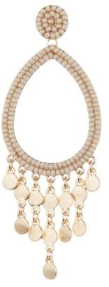 Rebecca Minkoff Riley Beaded Drop Earrings