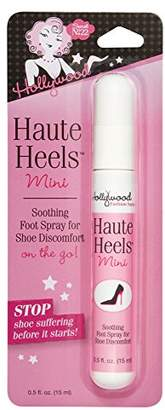 Hollywood Fashion Secrets Haute Heels Mini Spray for Foot relief
