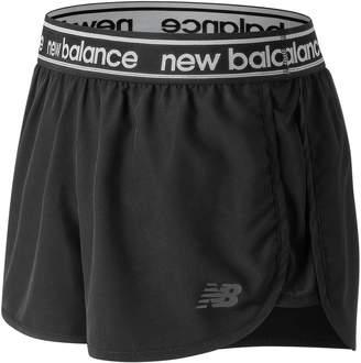 "New Balance Women's Accelerate 2.5"" Running Shorts"