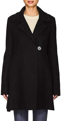 The Row Women's Ralty Cotton-Wool One-Button Coat