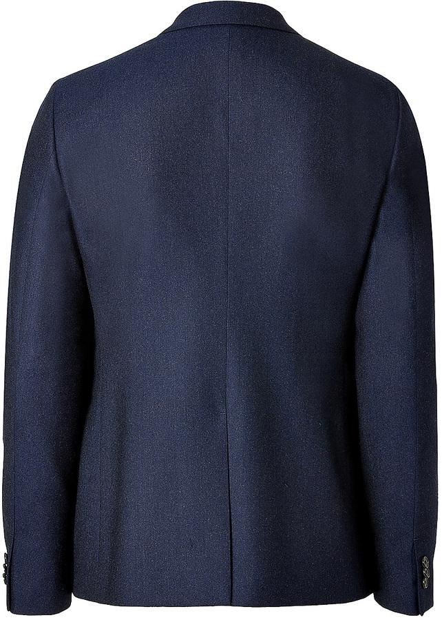 Jil Sander Wool Alexia Blazer in Blue