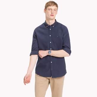 Tommy Hilfiger Lightweight Brushed Cotton Shirt