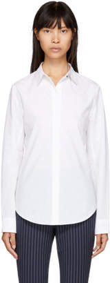 Rag & Bone White Beau Shirt