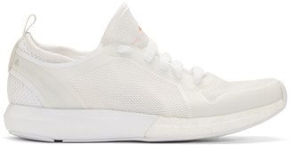 adidas by Stella McCartney White CC Sonic Sneakers $180 thestylecure.com