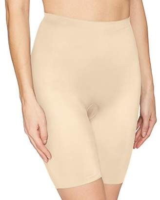 Flexees Women's Maidenform Cover Your Bases Smoothing Slip Short