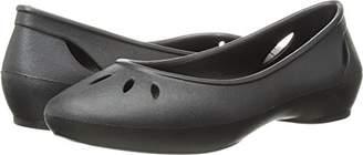 Crocs Women's Kelli Ballet Flat
