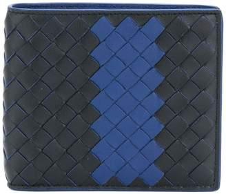 Bottega Veneta tourmaline Intrecciato nappa wallet