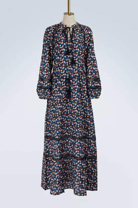 Free Delivery At 24 Sèvres Tory Burch Sonia Long Dress