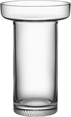 Kosta Boda Limelight Glass Rose Vase