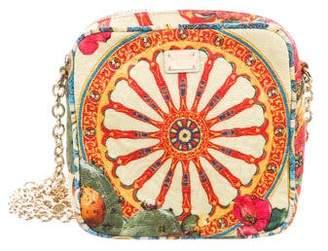 Dolce & Gabbana Sicilian Crossbody Bag