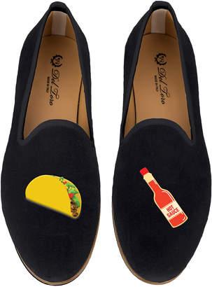 Del Toro M'O Exclusive: Taco & Tabasco Slipper