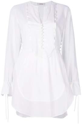 Schumacher Dorothee buttoned longsleeved blouse