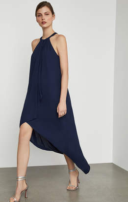 BCBGMAXAZRIA Lanna High-Low Dress