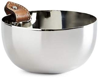 Ralph Lauren Wyatt Stainless Steel Small Nut Bowl