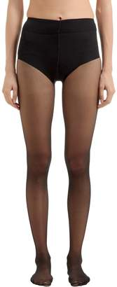 Wolford Control Top Back Seam Stockings